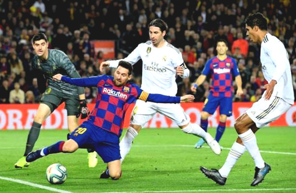 La Liga 2020/21 is attractive: Real - Barca are not as strong as they were
