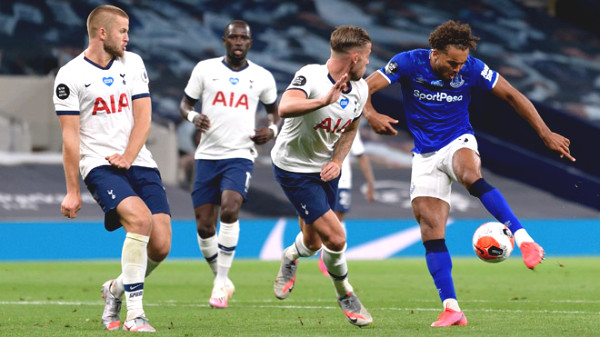 Verdict football Tottenham - Everton: match Mourinho Challenge