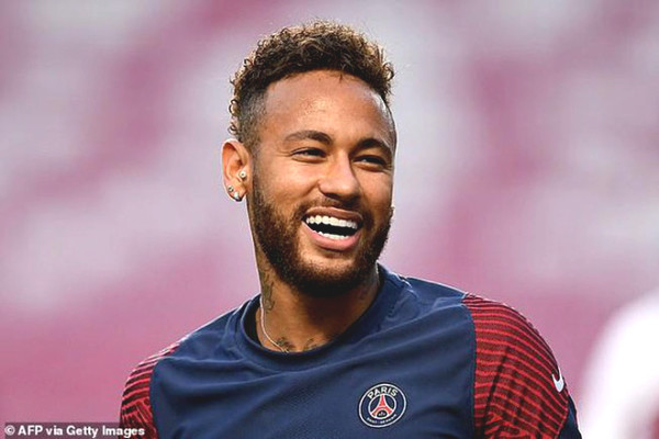 Neymar recovered from Covid-19 and waiting to rejoin PSG, will receive a big gift of $100 millions