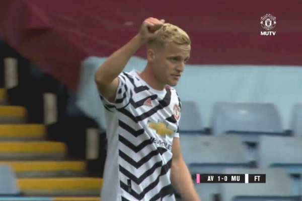 MU narrowly lost to smaller team, why is coach Solskjaer still happy?