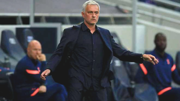 Mourinho criticized Tottenham players to be so lazy, netizens countered harshly
