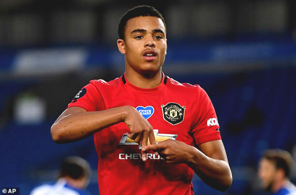 MU patience with Greenwood: coach Solskjaer hand treatment