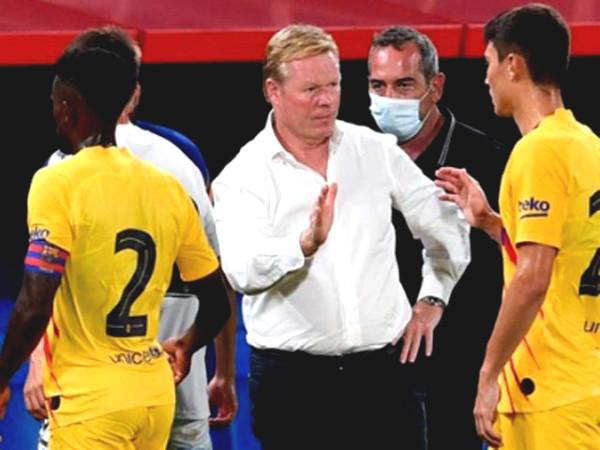 Hot 15/9 football news: Koeman revealed Barca game next time