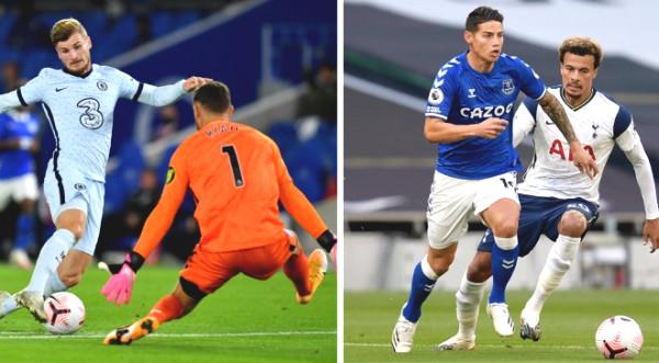 Round 1 highlights Premiership: