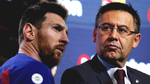 Barca - Messi tense again: Why did the president want to cut off M10 wage?
