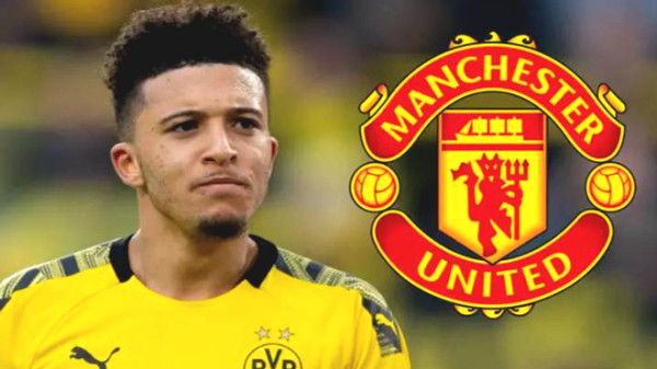 "MU 17/9 transfer: ""Reds"" asked for Sancho price for the last time"