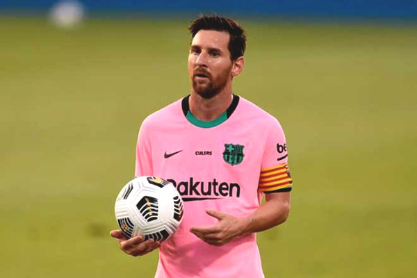 Messi scored twice, Koeman ignored to give compliment to Barca 19-year-old star