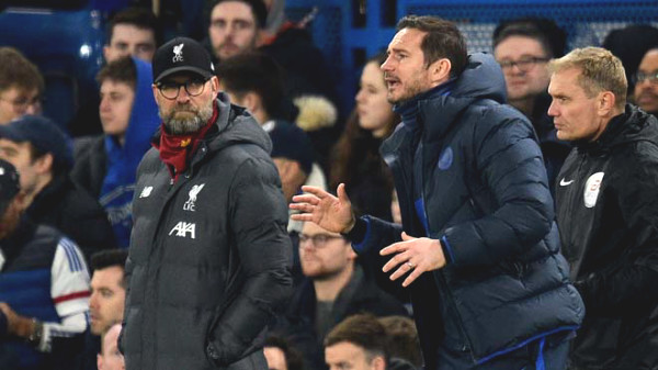 Lampard - Klopp argued fiercely, Premier League fans missed Sir Alex - Wenger