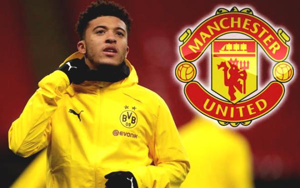 MU 23/9 Transfer: Willing to pay £73 millions for Sancho, Dortmund still refused