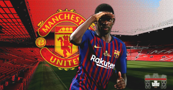 """MU abandoned Sancho deal, learnt form Tottenham to borrow """"blockbuster"""" of 135 millions Pounds of Barca"""