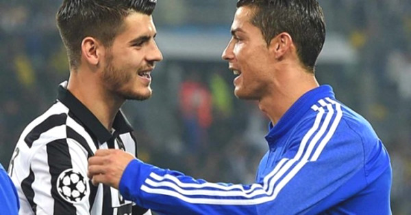 Álvaro Morata to Juventus, how will he support Ronaldo?