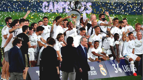 Ramos & team surprisingly rescued Real, reason why they do not purchasing blockbusters