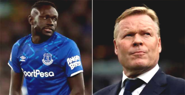 Koeman will conflict with the