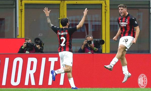 AC Milan - Bodo/Glimt football result: fantastic 5 goals pursuit