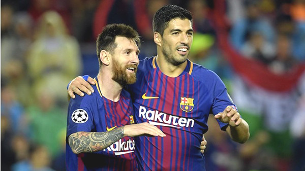 HOT: Suarez recounted 1st press conference at Barca crazy, revealed the reaction of Messi