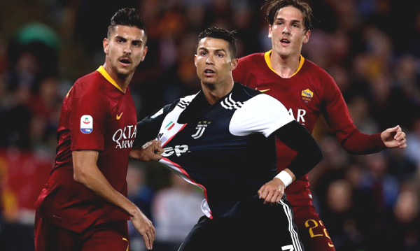 Direct Soccer AS Roma - Juventus: The game was balanced