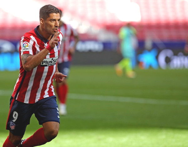 Suarez helped Atletico win 6-1: Century miracle, Barca regreted