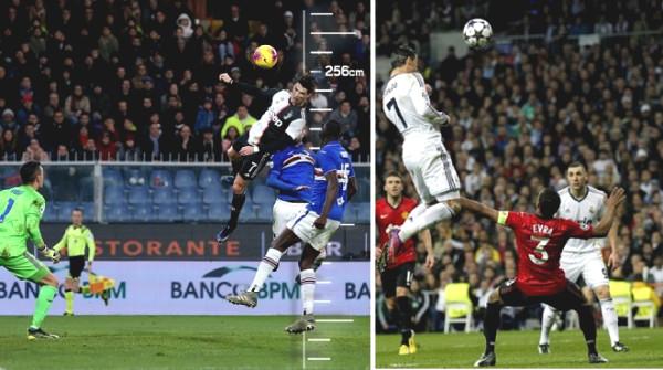 Utopian Ronaldo: Back on dance as