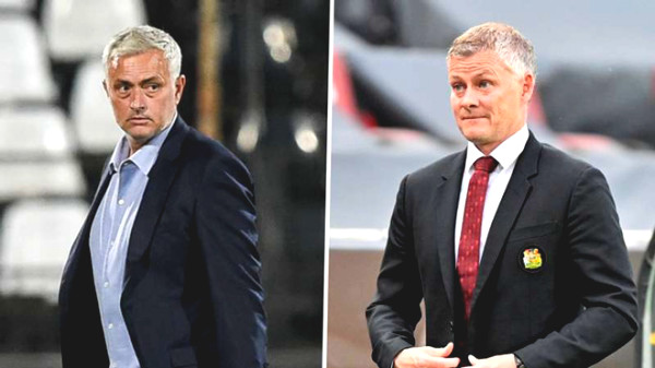 Mourinho countered Solskjaer: Stone swung United won thanks suspected penalty