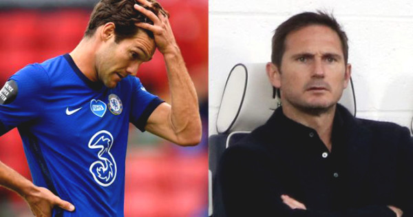 Lampard got shockingly mad, Chelsea star may lose his chance at Stamford Bridge