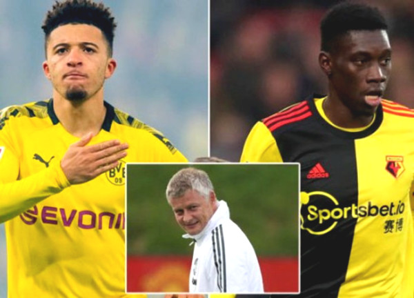 MU is waiting to recruit last rookie: Who is the £40m star to replace Sancho?