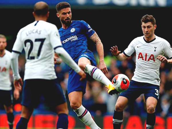 Direct Soccer Tottenham - Chelsea: Tension shootout (End of period)