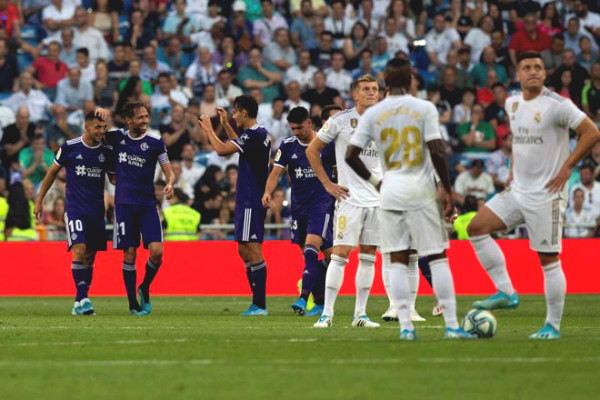 "Real Madrid - Valladolid match discussion: Zidane is worried about ""fat"" Ronaldo team"