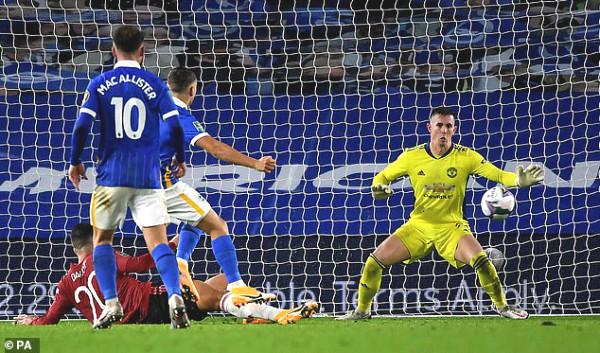 Henderson fantastic save: MU legend praised