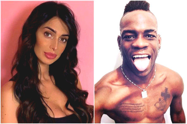 Unemployed Balotelli can still win the heart of showbiz beauty after dating for 1 month