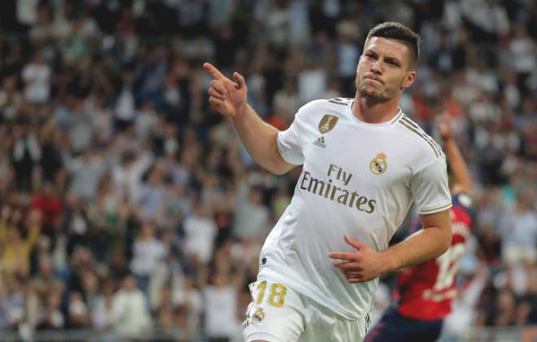Hot transfer news 2/10: Jović is considering leaving Real Madrid, Manchester United is waiting for good news