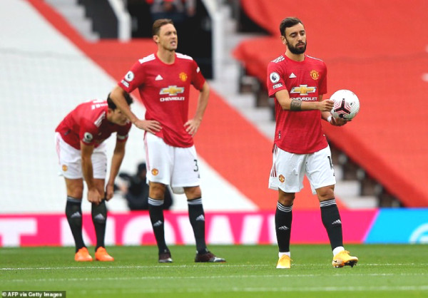 Shocking Premier League standing: Where is Manchester United, Liverpool after humiliating defeat?