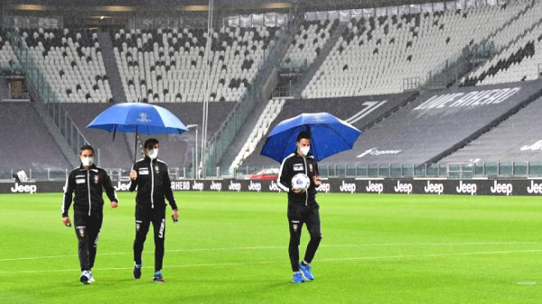 Juventus - Napoli match is canceled, Serie A is stunned by Covid-19