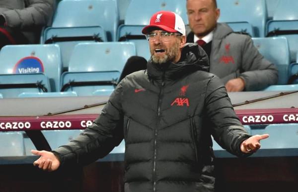 Liverpool lost 2-7:  coach Klopp is chocked, what did Van Dijk say?