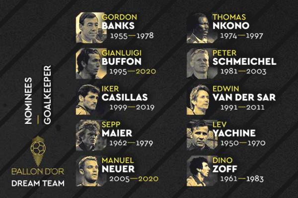 Announcing the dream team of all time: 2 legendary MU presence