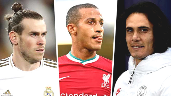 5 hottest summer transfers of 2020: Cavani to Manchester United is the best?