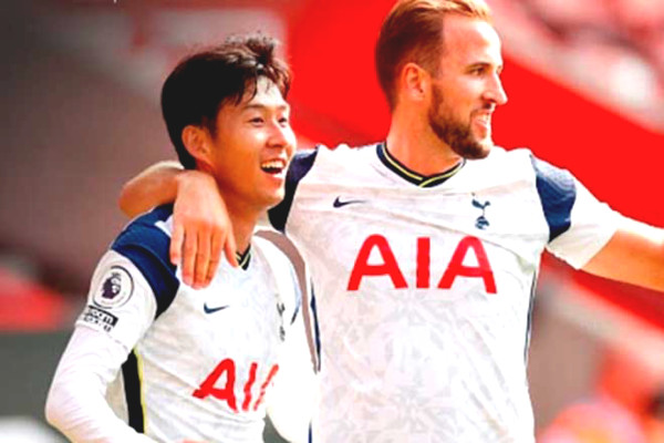 Kane & Son Heung-Min are consistently powerful: with Bale, Tottenham can be champion this season?