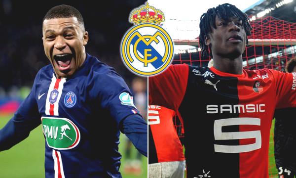 Real bought 17 years old - 60 millions Euros Star before Mbappe