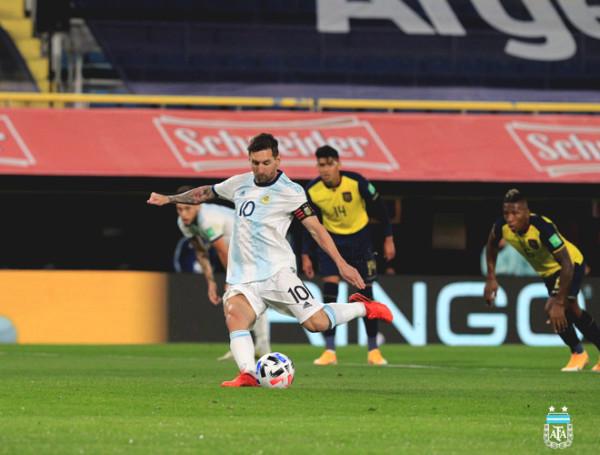 Verdict Football Bolivia - Argentina
