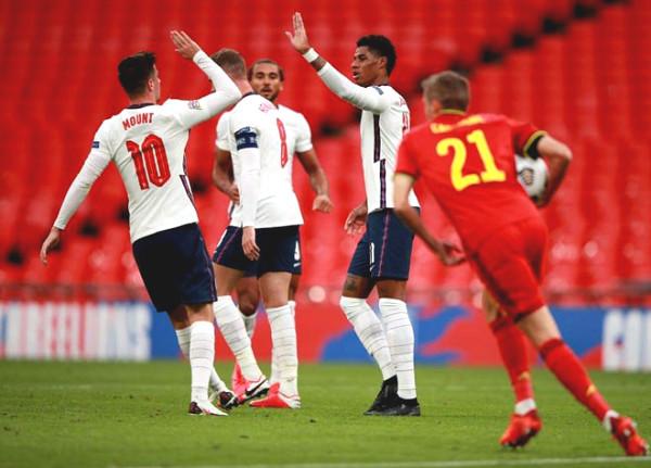 English - Denmark match prediction: Next momentum, grasp the top