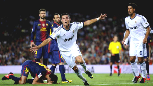 Ronaldo leading the empire against Barca deserve great myths in Real?
