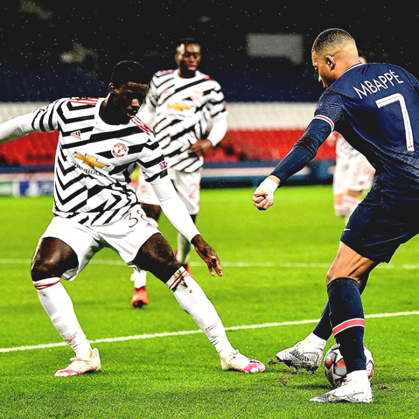 Mbappe - Neymar was Tuanzebe