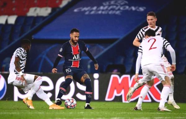 PSG - MU match: Bruno - Rashford shined, submerging Paris