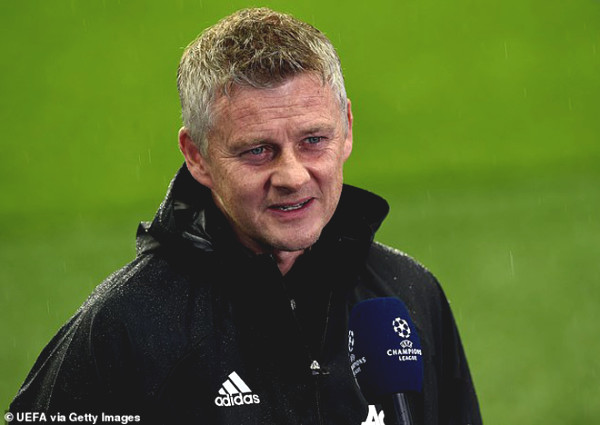 Solskjaer revealed the unexpected: MU stars playing with one eye could still win PSG