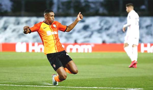 C1 Cup Soccer Result, Real Madrid - Shakhtar Donetsk
