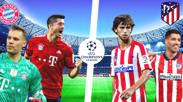 Bayern Munich - Atletico Madrid: There was no goal of honor