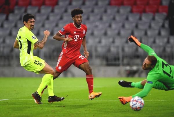 Bayern Munich crushed Atletico
