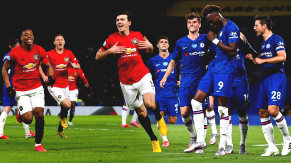 Predict the scores of round 6 Premier League: MU will defeat Chelsea, Man City can lose shockingly