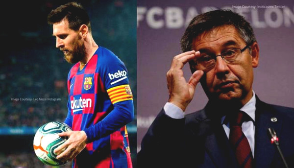 """Barcelona """"boss"""" being patience on Messi, says nothing about the wrath of the superstar?"""