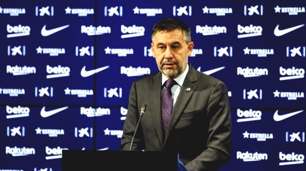 Bartomeu resigned, announced shocking new tournament for Barca