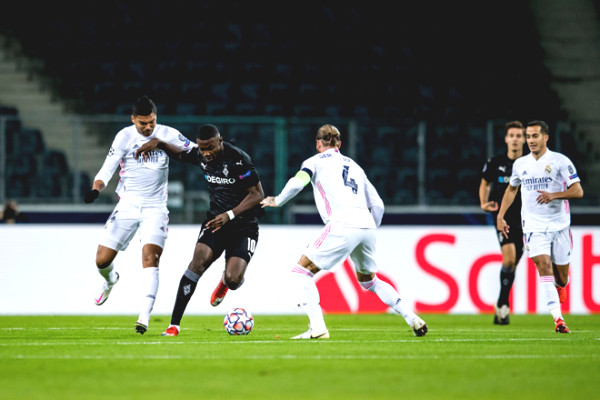 C1 Cup football results Monchengladbach - Real Madrid: spectacular escape, breaking last minute